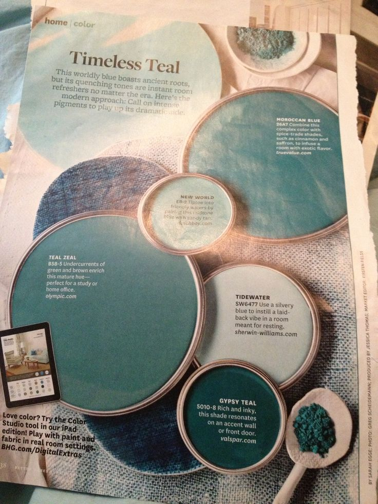 Timeless Paint Colors Awesome Of Teal Paint Colors Image