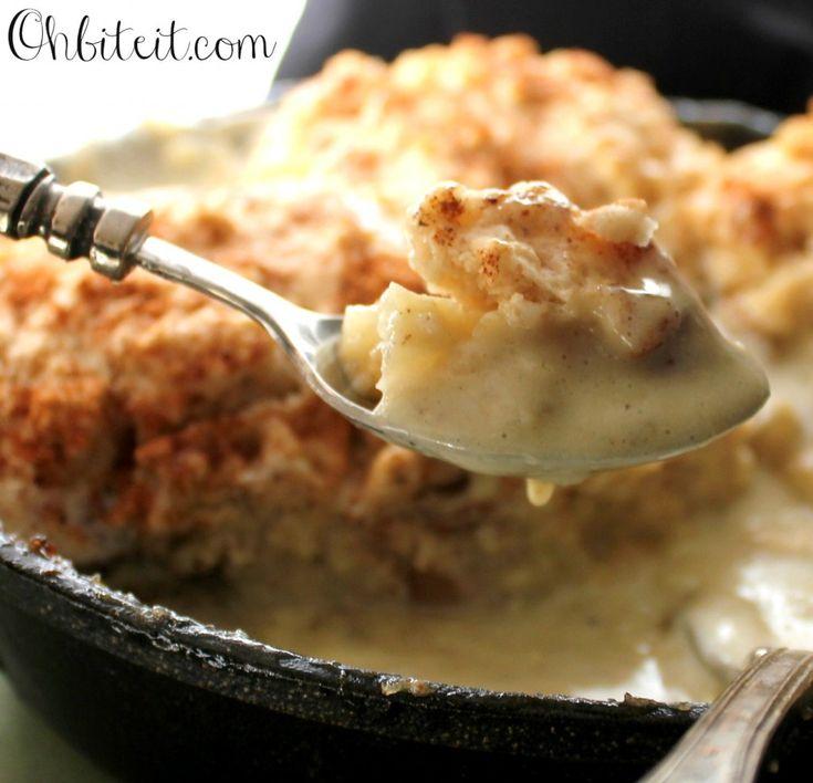 Warm Apple Cobbler Recipes — Dishmaps