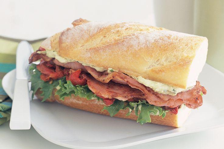 Avocado BLT | Sandwiches | Pinterest