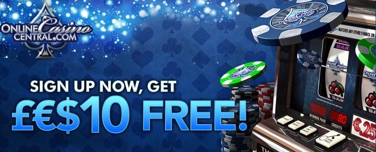free online casino bonus playtech