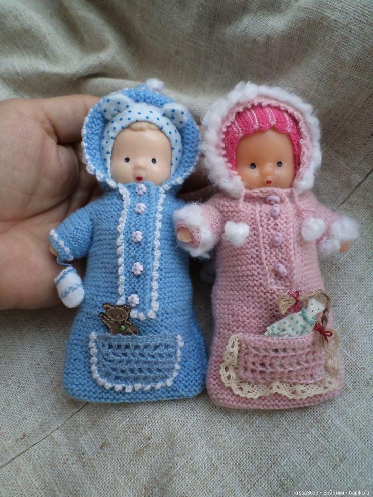 Шьем и вяжем кукол своими руками 293