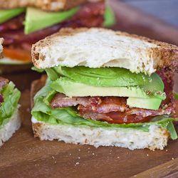 Avocado BLT | Recipes | Pinterest