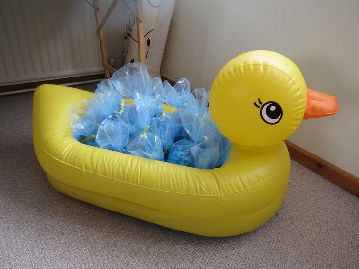 rubber duck babyshower theme baby shower fun pinterest
