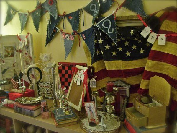 memorial day decorations pinterest