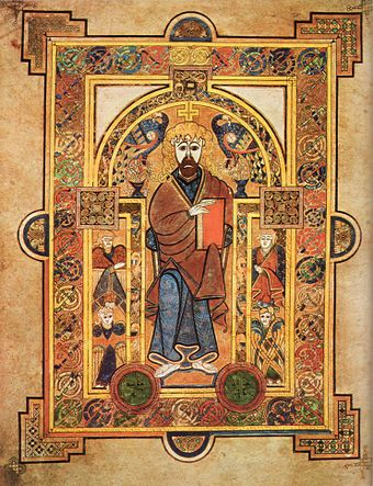 E Book Of Kells Book of Kells - Day 1 | Itinerary Ireland | Pinterest