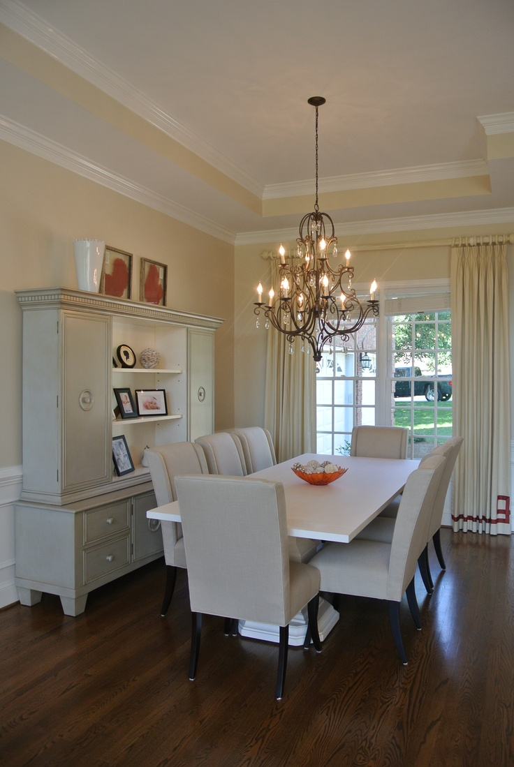 Beautiful dining room favorite client spaces pinterest Pretty dining rooms