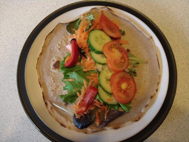 Gluten Free Buckwheat Wraps | Gluten free living | Pinterest