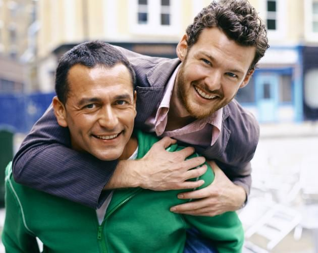 Gay Dating Advice and Tips: The Black and White of Gay Dating ...