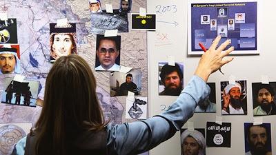 CIA Woman Bin Laden