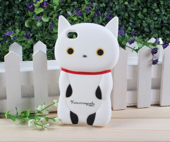 Kutusita nyanko 3D iPhone case.  Buy now for only $22.99!