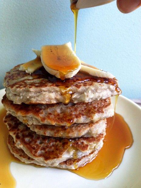 Mouth-watering gluten free pancakes