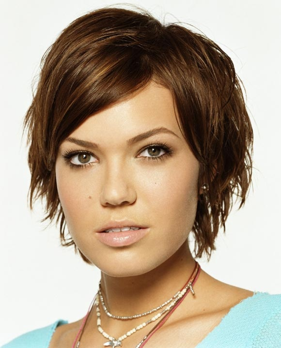 Mandy Moore Short Hairstyle | My Style | Pinterest
