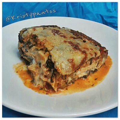 Recipes - The Ultimate Veggie Lasagna! - An incredible take on lasagna ...