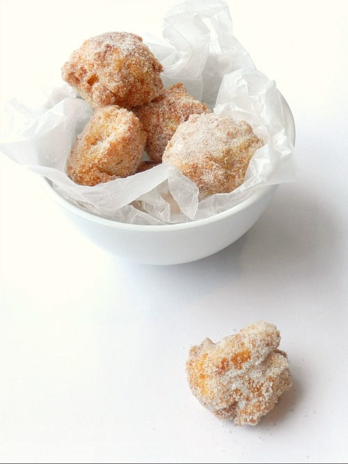brown butter doughnut holes | Dessert | Pinterest