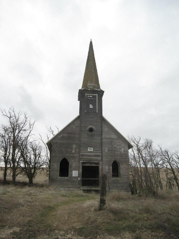 Old church in oregon old light houses church s pinterest - Homes in old churches ...