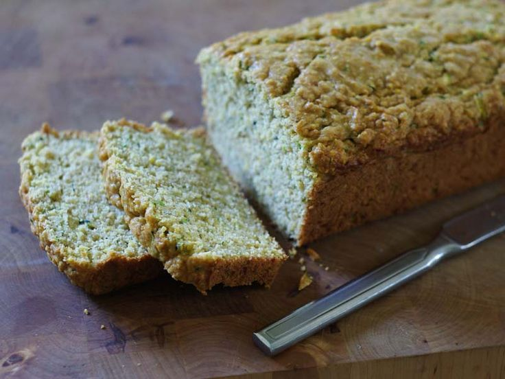 Brown butter zucchini cornbread from Good Things Grow