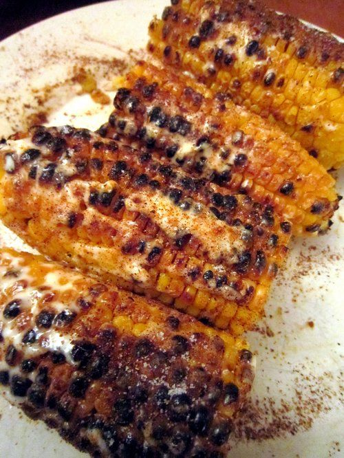 Elote (Mexican Corn on the Cob) | Labor Day | Pinterest