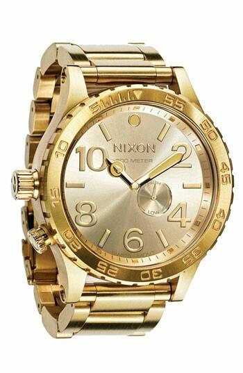 nixon gold nordstrom power