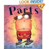 Book, Parts by Tedd Arnold