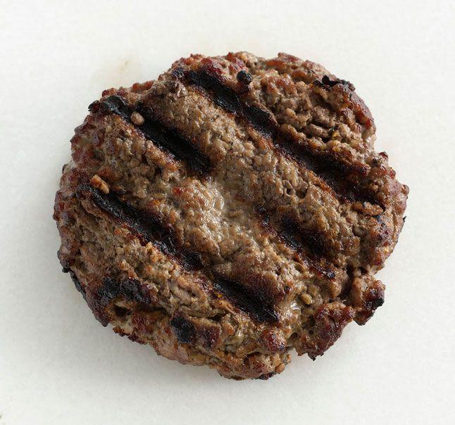 The BA Burger Deluxe Recipe — Dishmaps