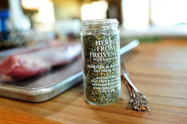 Herb Roated Pork Tenderloin with Preserves | Recipe