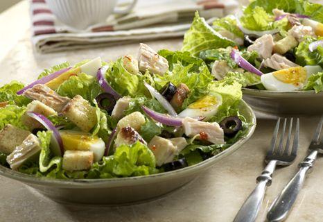 Campbell's Kitchen: Mediterranean Tuna Salad