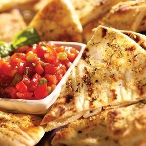 Herbed Parmesan Pita Crisps   Yummy Food   Pinterest