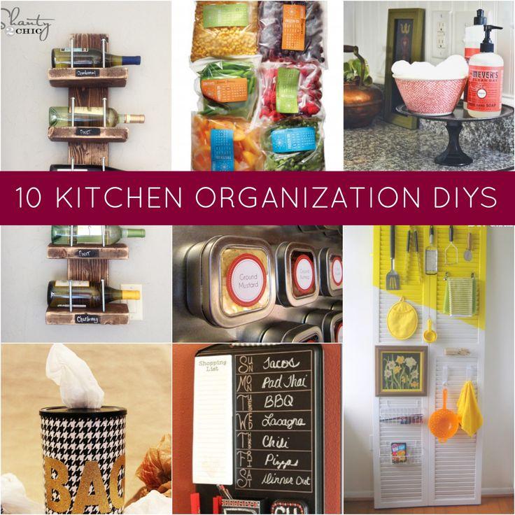 kitchen organization home dreams amp ideas pinterest the how to gal to do list diy kitchen organization