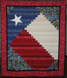 Texas Pride quilt