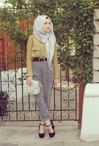 Hijabista Hijab Styles Fashion Pinterest