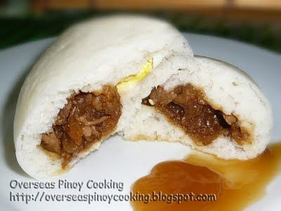 how to make siopao asado