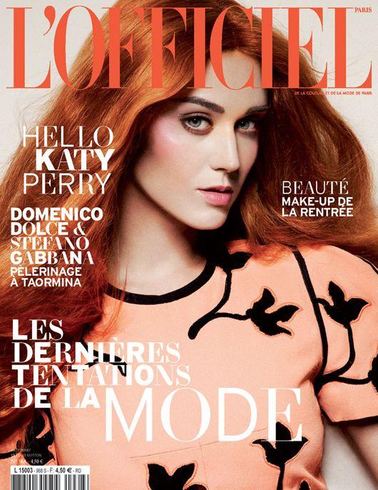 Katy Perry | LOfficiel Paris