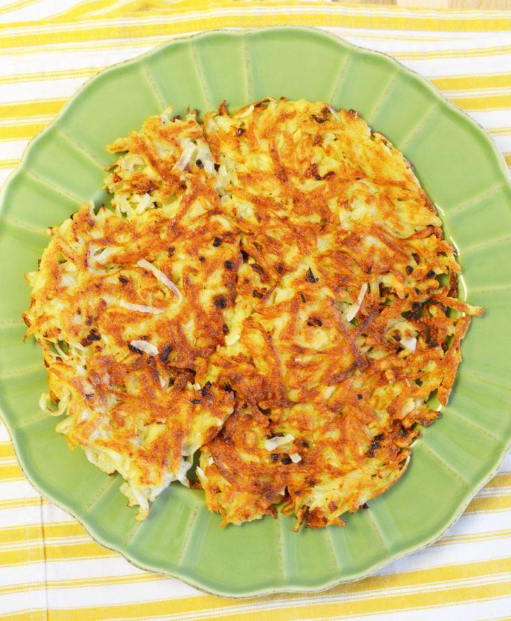 Crispy Hash Browns | Recipe
