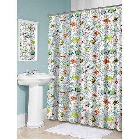 Shower Curtain Boys Bathroom Hello Pinterest