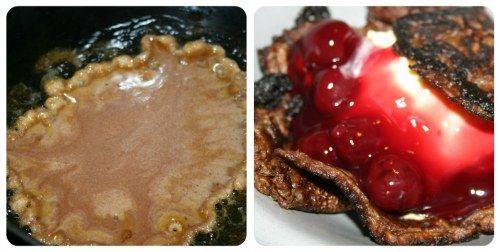 ... black forest pancakes metro news black forest pancakes milkandbun