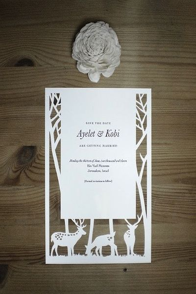 woodland wedding inspired save the - Disney Themed Wedding Invitations