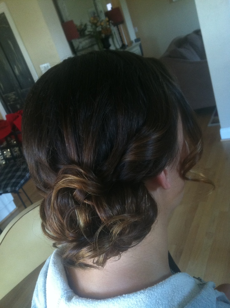 hair and makeup styled by MUAH of Monterey, CA #bride #bridal #wedding
