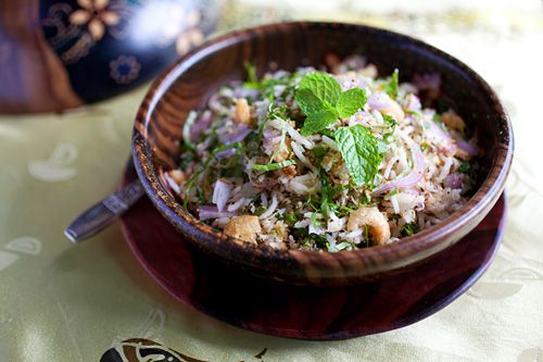 More like this: rice recipes , herbs and rice .