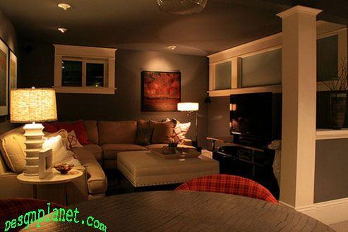 Creative Basement Idea Home Decorations Desgnplanet