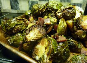 Whistlestop Cafe Cooking: Flavors... Brussels Sprouts