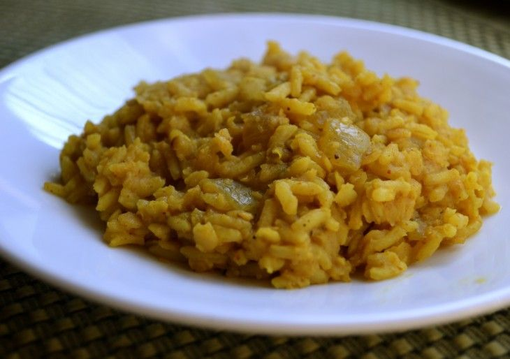 Curried Rice and Red Lentils | Food :) | Pinterest