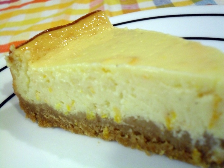 of tart with just-sweet-enough, and low calorie! Added fresh orange ...