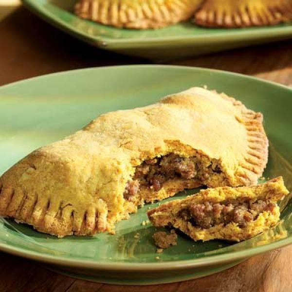 Jamaican Beef Patties   KitchenDaily.com