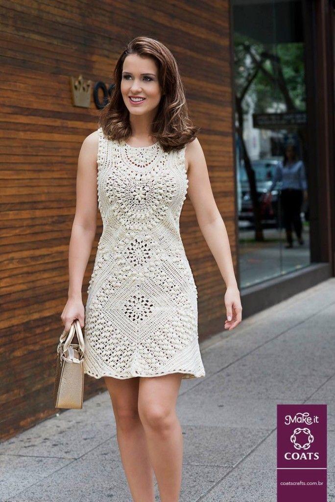 Красивое платье туника