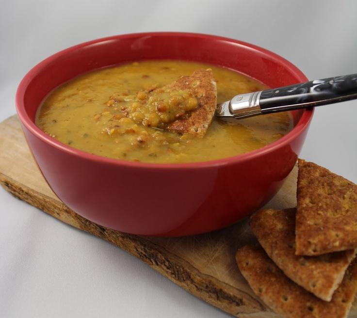 Ellen B Cookery: Zucchini and Lentil Soup