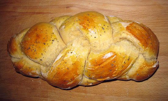 whole grain challah - replace sugar with honey for healthier pcos ...