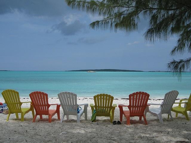 Coco Plum Beach by La Rizzoloca, via Flickr