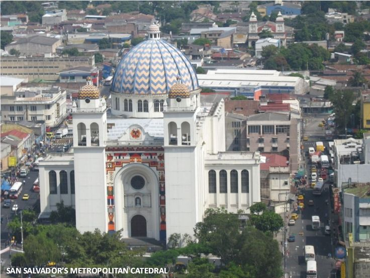 catedral de san salvador, el salvador  where in the world is carmen