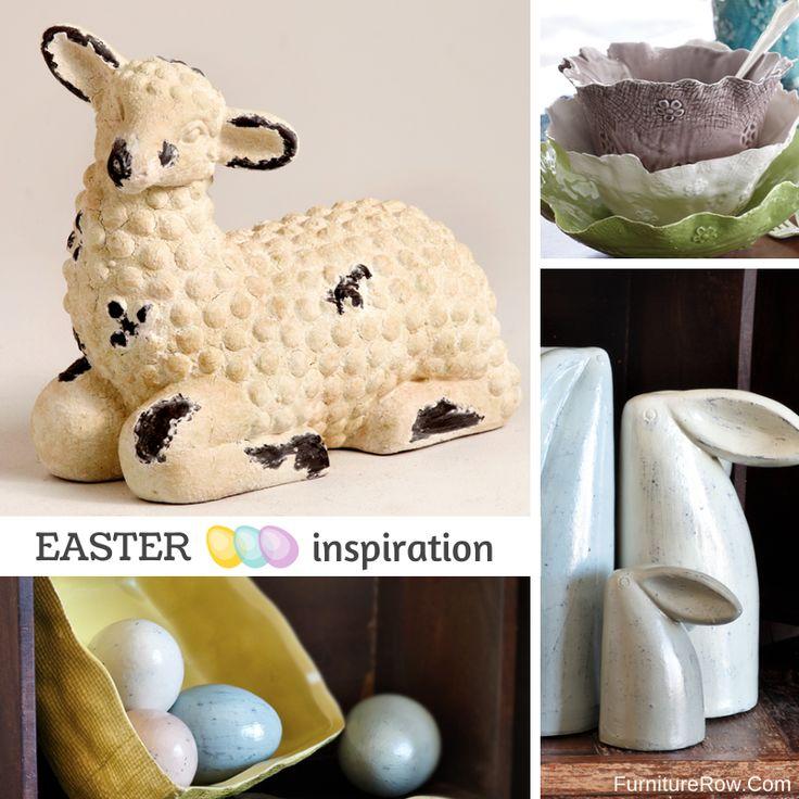 Easter home decor inspiration spring pinterest for Easter home decorations pinterest