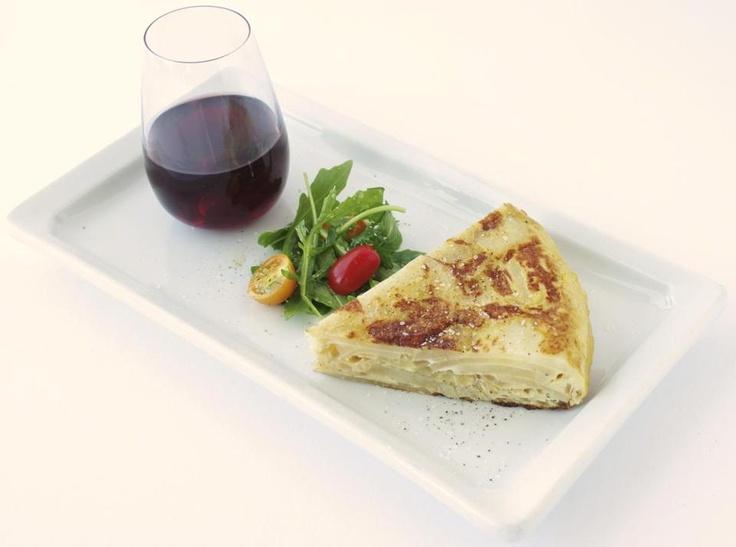 Recipe for tortilla espanola - The Boston Globe